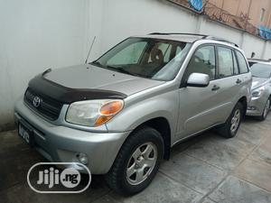 Toyota RAV4 2005 2.0 4x4 Silver   Cars for sale in Lagos State, Amuwo-Odofin