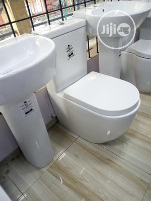 Big W/C England Mini Set   Plumbing & Water Supply for sale in Lagos State, Orile