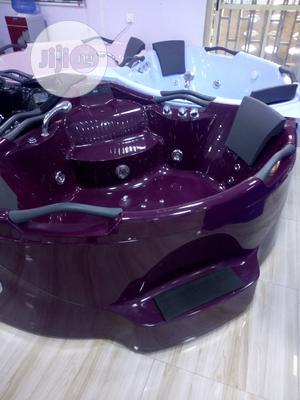 Wine Colour Jacuzzi   Plumbing & Water Supply for sale in Lagos State, Orile