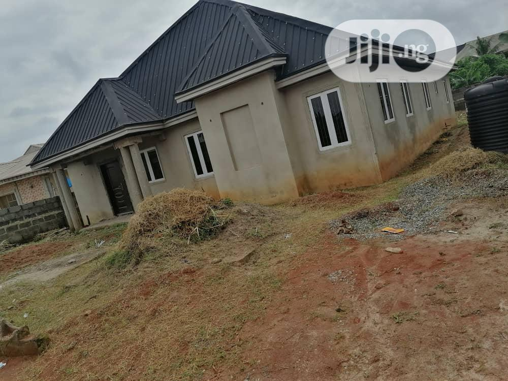 3 Bedroom And 2 Bedroom Flat On A Plot