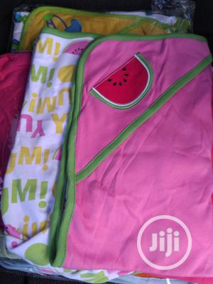 Hooded Baby Flannels   Baby & Child Care for sale in Abuja (FCT) State, Gwarinpa