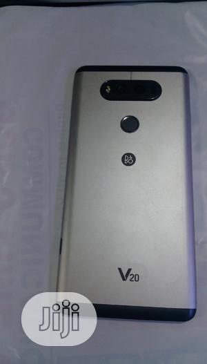 LG V20 64 GB Black | Mobile Phones for sale in Lagos State, Ikeja