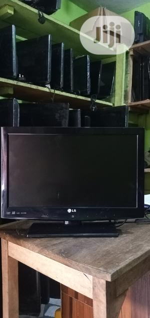 19/ 20 Inch LG Fairly Used Tokunbo LCD Televison | TV & DVD Equipment for sale in Lagos State, Ojo