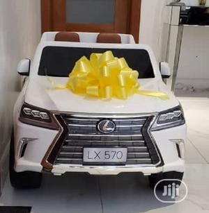 Lexus License LX570 Electric Ride On Cars For Kids | Toys for sale in Lagos State, Ajah
