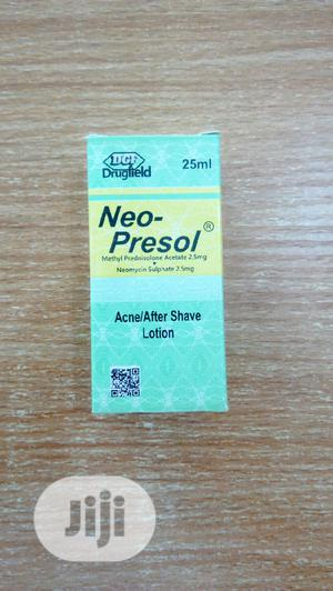 Neo-presol Acne/After Shave Lotion | Bath & Body for sale in Lagos State, Surulere