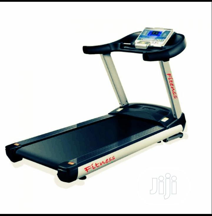 Archive: 6hp Commercial Treadmill
