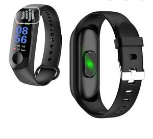 Havit Smart Bracelet Heart Rate Monitor | Smart Watches & Trackers for sale in Lagos State, Ikeja