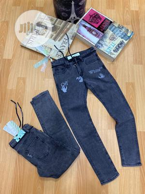 OFF-WHITE Jeans for Men.   Clothing for sale in Lagos State, Magodo