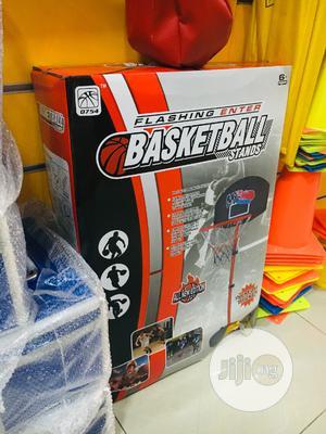Children Basketball Stand (American Standard) | Sports Equipment for sale in Lagos State, Lekki