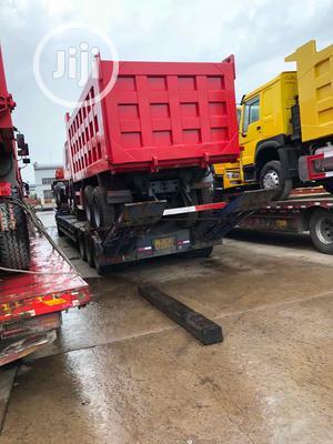 2016 Sino Howo Dump Trucks 375hp | Trucks & Trailers for sale in Lagos State, Ojodu