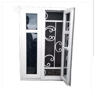 Casement Window With Burglary And Net. | Windows for sale in Abuja (FCT) State, Lugbe District