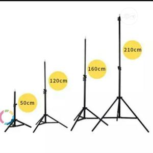 Tripod Stand. Long Adjustable Tripod Stand | Accessories & Supplies for Electronics for sale in Oyo State, Ibadan