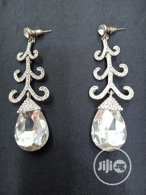 Classic Silver Bridal Earring | Wedding Wear & Accessories for sale in Abuja (FCT) State, Wuse