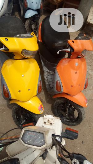 Suzuki 2016 Yellow   Motorcycles & Scooters for sale in Lagos State, Yaba