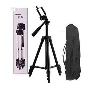 Tripod Phone Stand 3120 + 1 Free Data Cable | Accessories & Supplies for Electronics for sale in Lagos State, Alimosho
