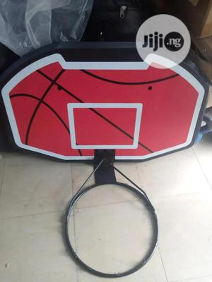 Basketball Post With Accessories   Sports Equipment for sale in Lagos State, Lekki