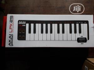 AKAI Midi Keyboard LPK25   Musical Instruments & Gear for sale in Lagos State, Ojo