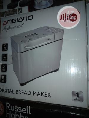 Ambiano Digital Bread Maker 19 Programs Available | Kitchen Appliances for sale in Lagos State, Ojo