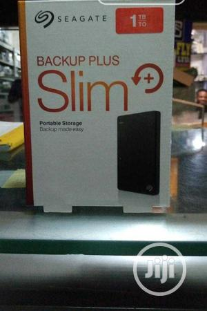 1tb Seagate External Hard Drive Backup Plus | Computer Hardware for sale in Lagos State, Ikeja