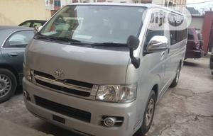 Righty.. Toyota Hiace Hummer Bus,2005 Model.. Japan. | Buses & Microbuses for sale in Lagos State, Ojo