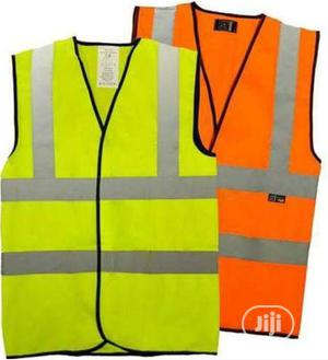 Lf79 High Visibility Safety Reflective Vest | Safetywear & Equipment for sale in Lagos State, Lagos Island (Eko)