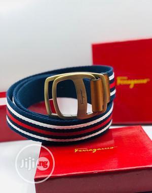 Ferragamo Designer Original Belt With Affordable Price   Clothing Accessories for sale in Lagos State, Lagos Island (Eko)