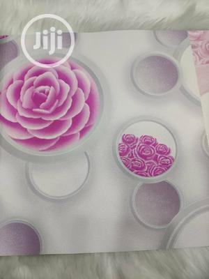 3D Wallpaper Rose   Home Accessories for sale in Lagos State, Amuwo-Odofin