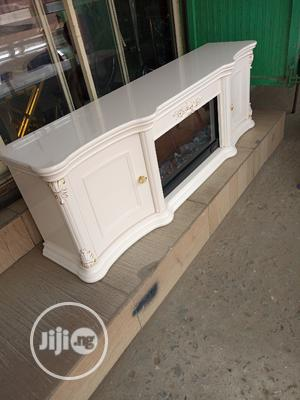 Fireplace TV Stand   Furniture for sale in Lagos State, Lekki