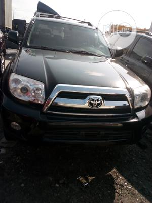Toyota 4-Runner 2006 Limited 4x4 V6 Black | Cars for sale in Lagos State, Apapa