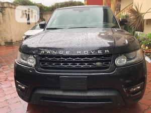 Land Rover Range Rover Sport 2014 Black | Cars for sale in Lagos State, Victoria Island