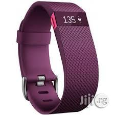 Fitbit Charge HR - Small- Pink   Smart Watches & Trackers for sale in Lagos State