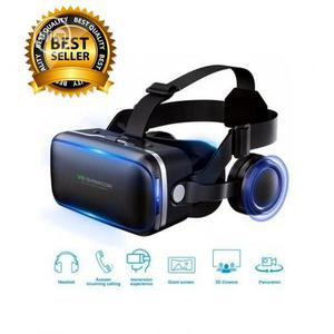 VR Shinecon 6.0 Virtual Reality 3D Glasses Headset   Accessories for Mobile Phones & Tablets for sale in Lagos State, Ikeja