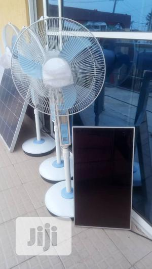 Solar And Rechargeable Fan | Solar Energy for sale in Oyo State, Ibadan