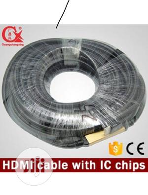 50M HDMI Cable With Ic | Accessories & Supplies for Electronics for sale in Lagos State, Ikeja