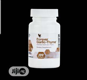 Forever Garlic Thyme (Cardiovascular And Immunity Booster) | Vitamins & Supplements for sale in Lagos State, Kosofe