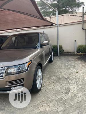 Land Rover Range Rover Vogue 2015 Gold | Cars for sale in Lagos State, Victoria Island