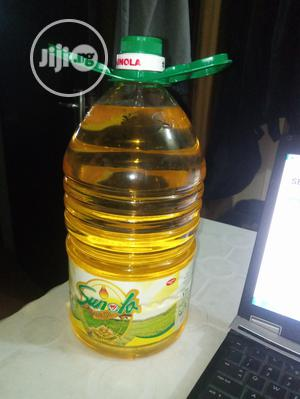 Sunola Soya Oil-100% Pure Cholesterol Free - 4.5litres | Meals & Drinks for sale in Lagos State, Gbagada