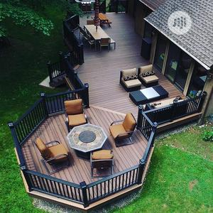 Garden-Classy and Contemporary Backyard Designs | Landscaping & Gardening Services for sale in Lagos State, Ibeju