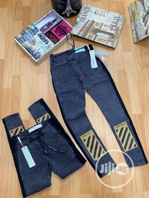 OFF-WHITE Jeans for Men   Clothing for sale in Lagos State, Magodo