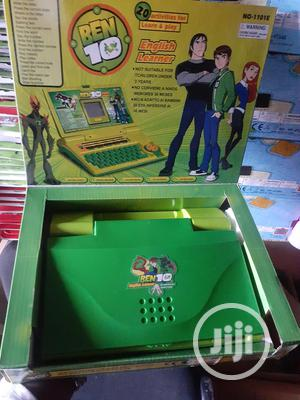 Ben10 English Learner Laptop | Toys for sale in Lagos State, Lagos Island (Eko)