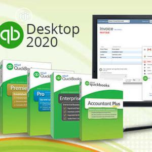 Quickbooks Financial 2017, 2018, 2019 | Software for sale in Lagos State, Ikeja
