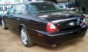 Jaguar XJ Super V8 2008 Black | Cars for sale in Lagos State, Ikeja