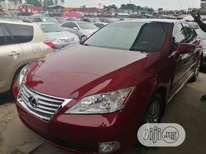 Lexus ES 2012 350 Purple | Cars for sale in Lagos State, Apapa