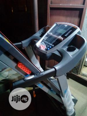 Brand New 3hp Fitness Treadmill   Sports Equipment for sale in Rivers State, Port-Harcourt