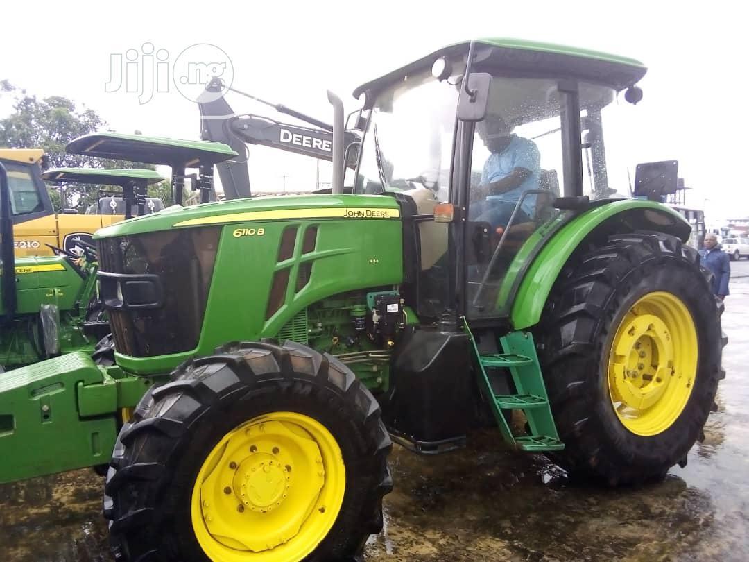 Archive: John Deere New Tractor