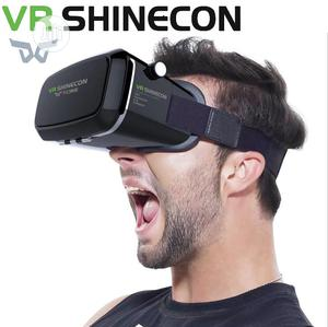 Original VR Glasses Box Movie 3D Goggles Headset   Accessories for Mobile Phones & Tablets for sale in Lagos State, Maryland
