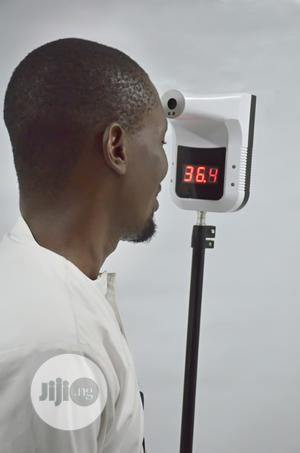 Wall Mounted Infrared Thermometer | Safetywear & Equipment for sale in Lagos State, Ikeja
