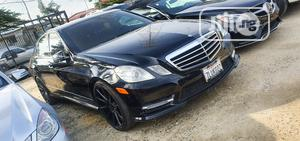 Mercedes-Benz E350 2013 Black   Cars for sale in Lagos State, Lekki