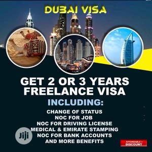 Dubai Visit and Resident Visa | Travel Agents & Tours for sale in Osun State, Ife