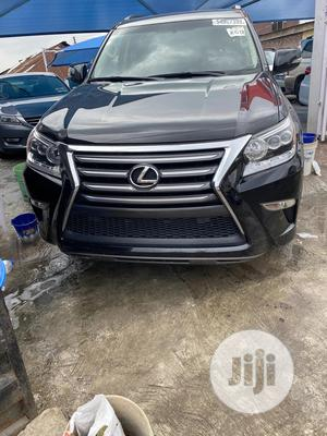 Lexus GX 2016 460 Luxury Black | Cars for sale in Lagos State, Surulere